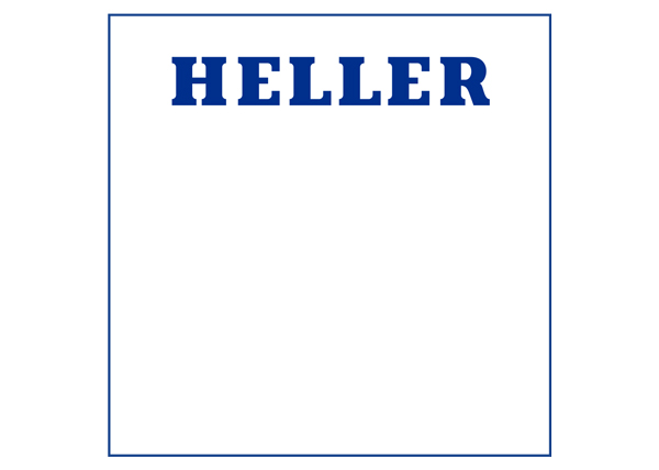 This is the logo from the Heller company.