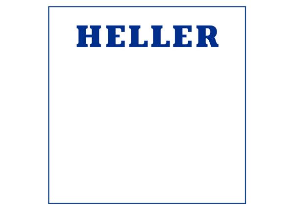 Das ist das Logo der Firma Heller.